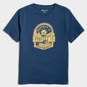 United By Blue Respect and Protect Tee